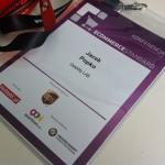 Identyfikator konferencyjny ecommercestandard 2013