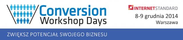 Jacek Popko z Usability LAB będzie prelegentem w trakcie Conversion Workshop Days 2014
