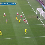4 Klatka z meczu Polska – Ukraina z Euro 2016